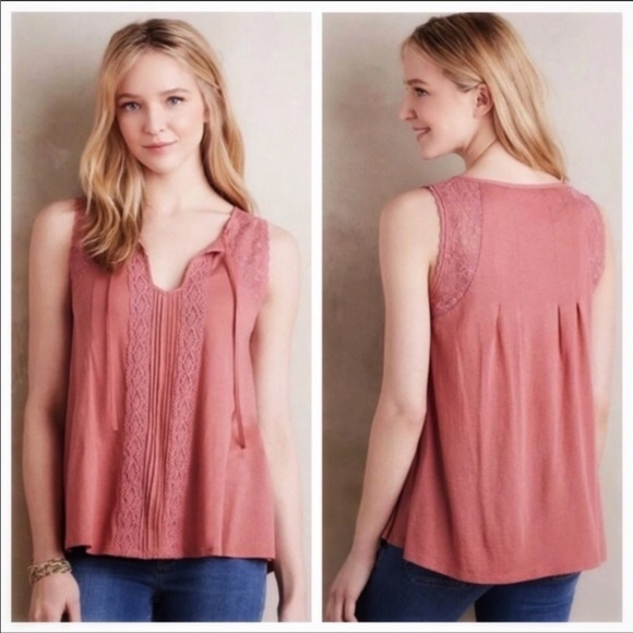 d598ac39398ce Anthropologie Tops - Anthropologie